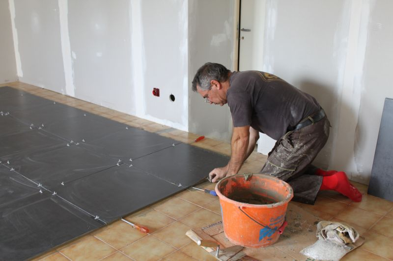 Carrelage mixte interieur exterieur grenoble for Changer carrelage sol